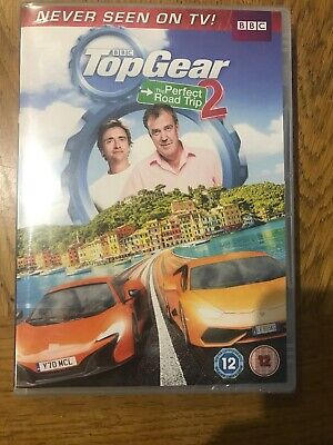 Top Gear-The Perfect Road Trip 2 DVD (2014) Jeremy Clarkson New & Sealed