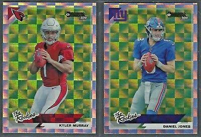 2019 Donruss Football THE ROOKIES Insert RC Complete Your Set You Pick