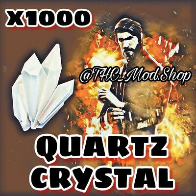 Quartz Crystal x1000 - Fortnite Save The World