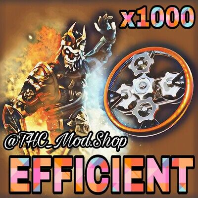 Efficient Mechanical Parts x1,000 - Fortnite Save The World