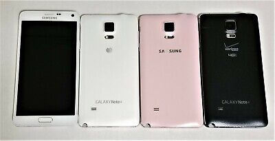 Samsung Galaxy Note 4 AT&T Sprint T-Mobile Unlocked Verizon All Colors - SM-N910