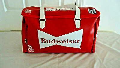 BUDWEISER COOLER/ICE-BOX/ LARGE! ONLY £39 99p! FOR A QUICK