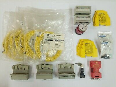 Lot of Industrial Electrical Components