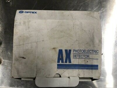 Optex AX-200PLUS Photoelectric Detector Transmitter & Reciever