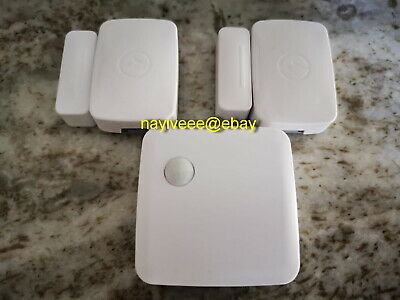 SAMSUNG SMARTTHINGS MULTIPURPOSE Sensor SmartSense Motion ZigBee Set Lot 3