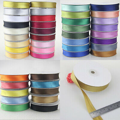 Satin Bias Binding Tape Folded 20mm Wide 3/4 Inch Trimming/Edging/Quilting>19mm
