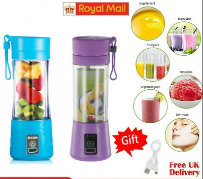 USB Portable Electric Rechargeable Household The Ultimate Blender