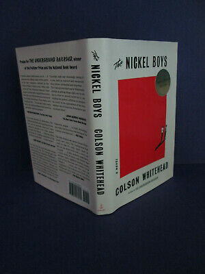 The Nickel Boys SIGNED by Colson Whitehead 1st Edition/1st Print 2019 HCDJ