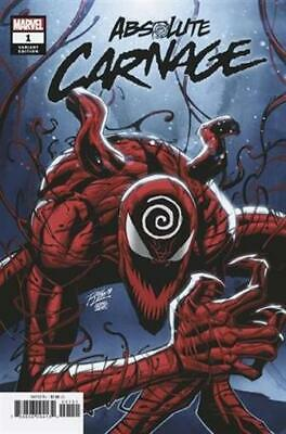 Absolute Carnage #1 Lim Variant Ac Marvel Comics Near Mint 8/7/19