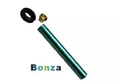 12cm Bonza Stem Kit with Grommet and Cone Piece Various Colours Cigarette BN