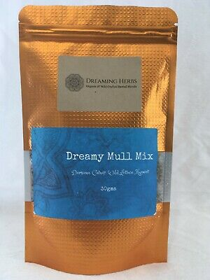 Dreamy Mull Mix chillout happy herbs, withdrawal/stress/anxiety - Fast Free Post
