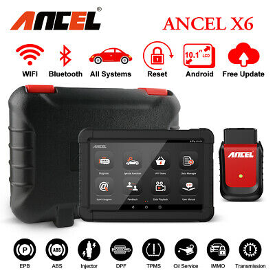 WIFI Bluetooth Full System OBD2 Auto Scanner Diagnostic Tool ABS EPB TPMS Immo