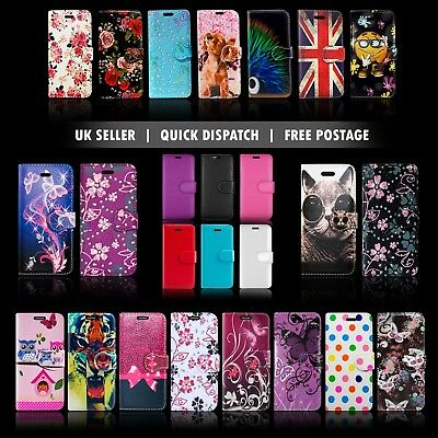 For Vodafone Smart X9 & Many Leather Wallet Book Flip Full Safe Phone Case Cover