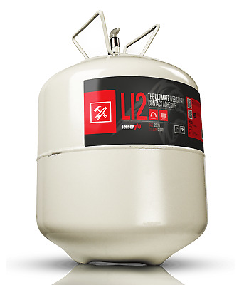 Tensorgrip L12 The Ultimate Web Spray Contact Adhesive 22 Litre Canister