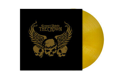 CROWN, THE - crowned unholy LP yellow