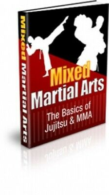 Mixed Martial Arts PDF eBook with Private Label Rights PLR