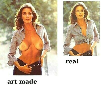 CATHERINE BACH funny doppel Photo Poster 8 x 10 in glossy Photolabor