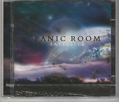 Satellite by Panic Room (CD, Jun-2014, Cd + Dvd New and Sealed