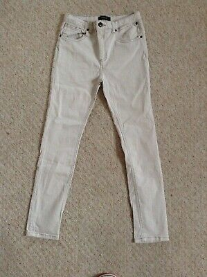 Boys River Island Skinny Fit Stonewashed Jeans 12 Years
