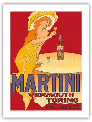 9406.Vermouth blanc inventeur.white jester.drink.POSTER.decor Home Office art