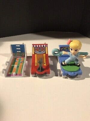 McDonalds Happy Meal Toy 2019 Disney Toy Story 4 RV Parts