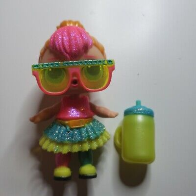 LOL Surprise Dolls NEON Q.T. Glam Glitter series