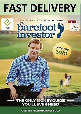 The Barefoot Investor: The Only Money Guide You'll Ever Need 2019 - PDF & EPUB