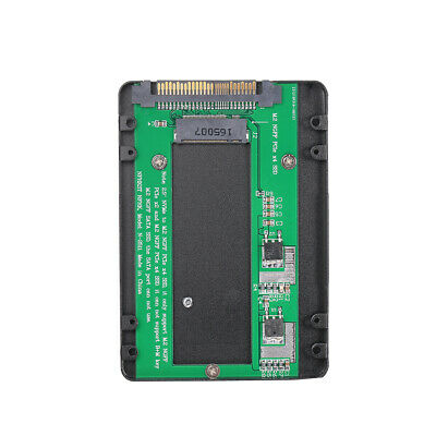 2.5inch SATA NVMe/PCI-E SSD To M.2 NGFF PCIe X4 SSD Adapter Card Enclosure P5R8