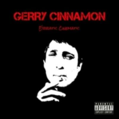 Gerry Cinnamon: Erratic Cinematic =CD=