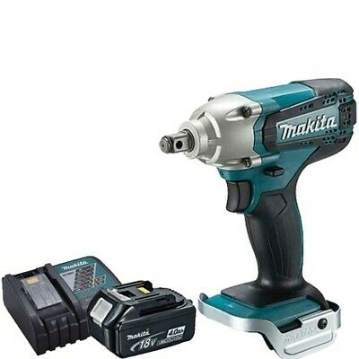 """Makita DTW190Z 18V 1/2"""" Impact Wrench With 1 x 4.0Ah Battery BL1840 & Charger"""