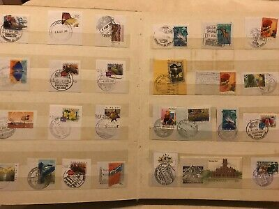 AUSTRALIA PICTORIAL POSTMARK COLLECTION x 150.    wds
