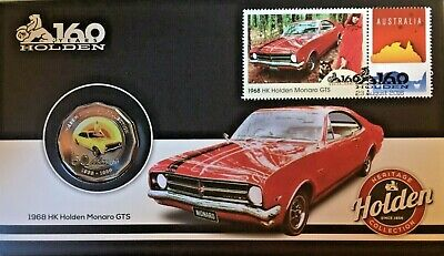 2016 160 YEARS of Holden-1968 HK Monaro GTS 50 CENTS COLOR