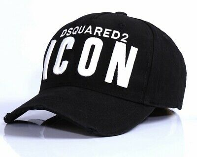 c871f841d 2019 DSQUARED ICON Dean Caten DSQ Dsquared2 Baseball hat Dsq2 Cap ...