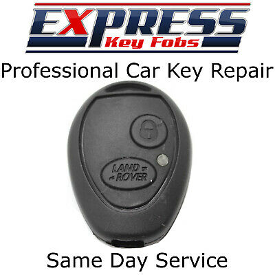 REPAIR SERVICE - Land Rover Remote Key Fob Circuit Board