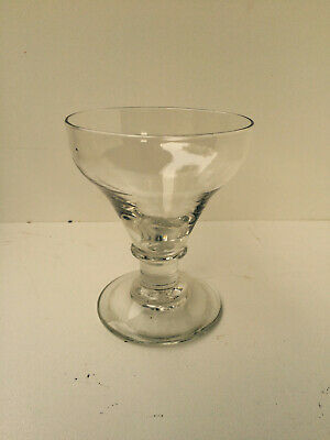 AN OUTSTANDING GEORGIAN RUMMER WINEGLASS c1785 exc cond.  THIS IS A REAL BEAUTY.