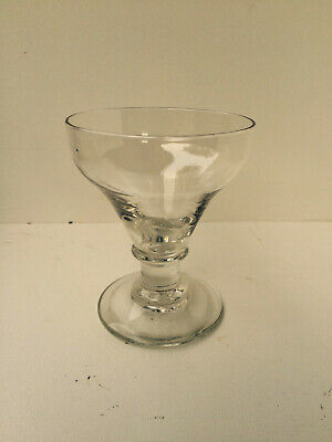AN OUTSTANDING GEORGIAN RUMMER WINEGLASS c1825 exc cond.  THIS IS A REAL BEAUTY.
