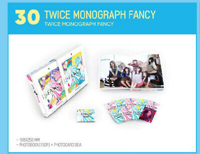 TWICE POPUP STORE Twaii's SHOP SEOUL GOODS FANCY MONOGRAPH PHOTOBOOK + PHOTOCARD