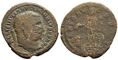 FORVM Licinius I 308-324 AD Billon Follis Genius Alter Rev 4.239g
