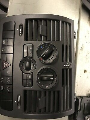 Air Conditioning Control Unit Tempmatic A6398701610 A6399060100