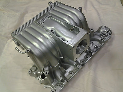"""""""THE ORIGINAL"""" RACE PORTED GT40 intake manifold by Bigdogs Porting"""