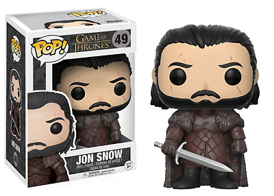 Funko POP! TV: Game of Thrones - Battle Jon Snow