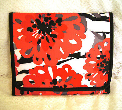 Thirty-One - Bold Bloom (Retired) - Fold It Up Organizer IPAD or Tablet Holder