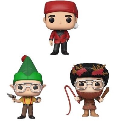 Funko POP! TV: The Office - HOLIDAY BUNDLE Set of 3 [PREORDER]