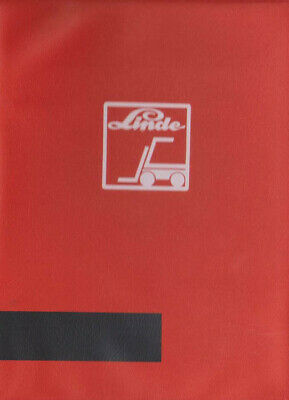 Linde Technical Data Service Manual / Maintenance Information etc Ring Folder