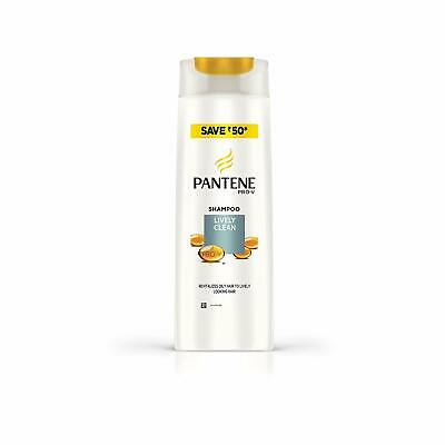 Pantene Lively Clean Shampoo Based Test Results Under Laboratory Condition 400 g