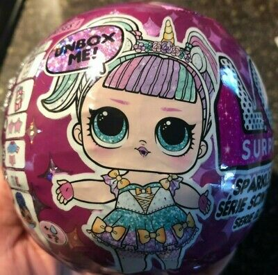 LOL Surprise! SPARKLE SERIES Ball Big Sister Doll MGA SAME DAY FREE SHIP !!!!!!!