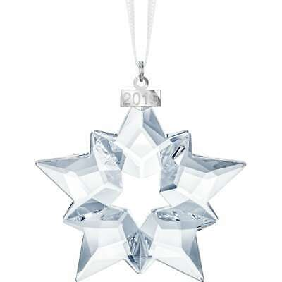 Swarovski, 2019 Annual Edition Large Christmas Ornament, #5427990, New, Mib*****