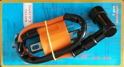 Racing Ignition Coil 55mm For Aprilia Classic 125 1997