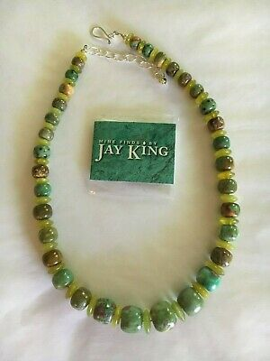 Jay King Ruby in Fuchsite Sterlng Silver Ring  Size 8 HSN SOLD OUT $85