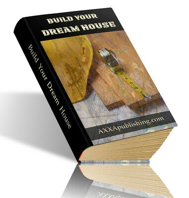 Build Your Dream House PDF eBook with Private Label Rights PLR